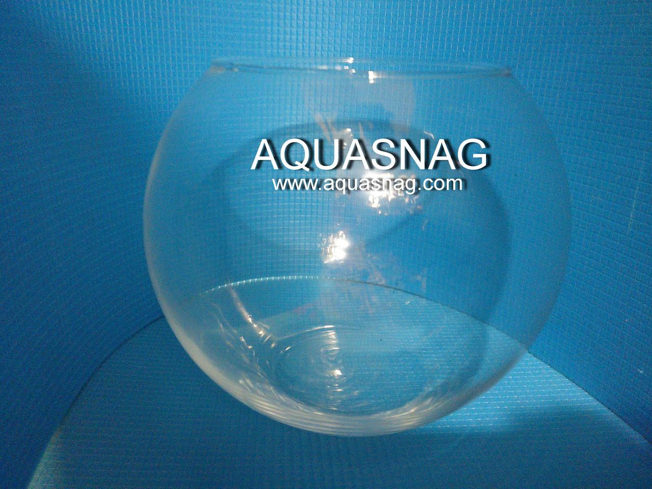 Круглый аквариум 30л