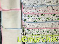Пеленка-клеенка непромокаемая многоразовая (набор 3 шт)