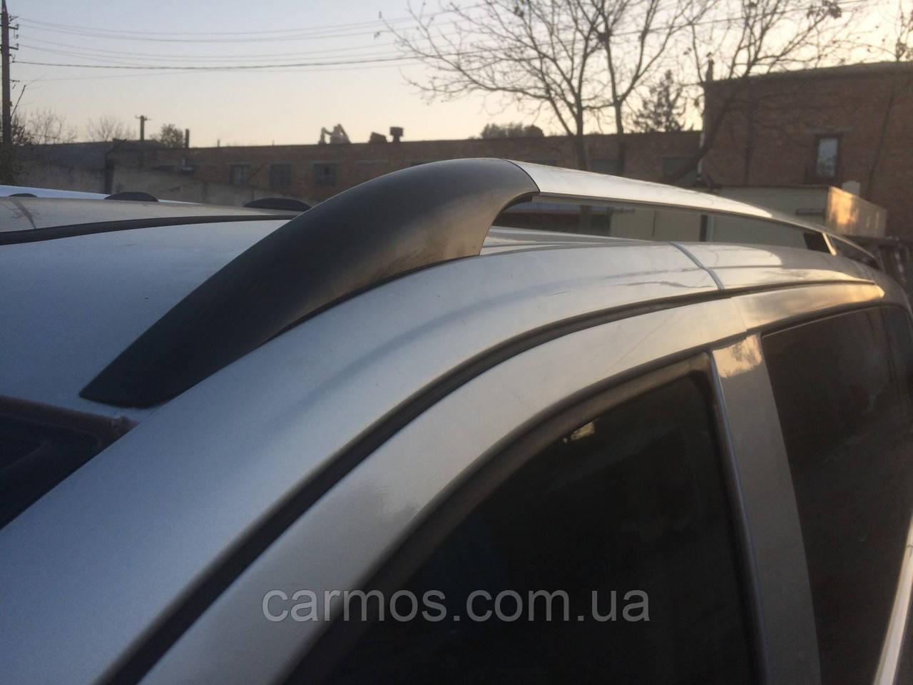 Рейлинги Mercedes Vito 639 (мерседес вито 639) ср.база, цвет Хром, крепление Abs