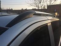 Рейлинги Mercedes Vito 639 (мерседес вито 639) ср.база, цвет Хром, крепление Abs, фото 1