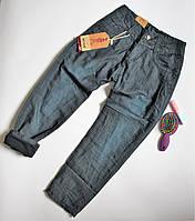 Темные джинсы для девочек