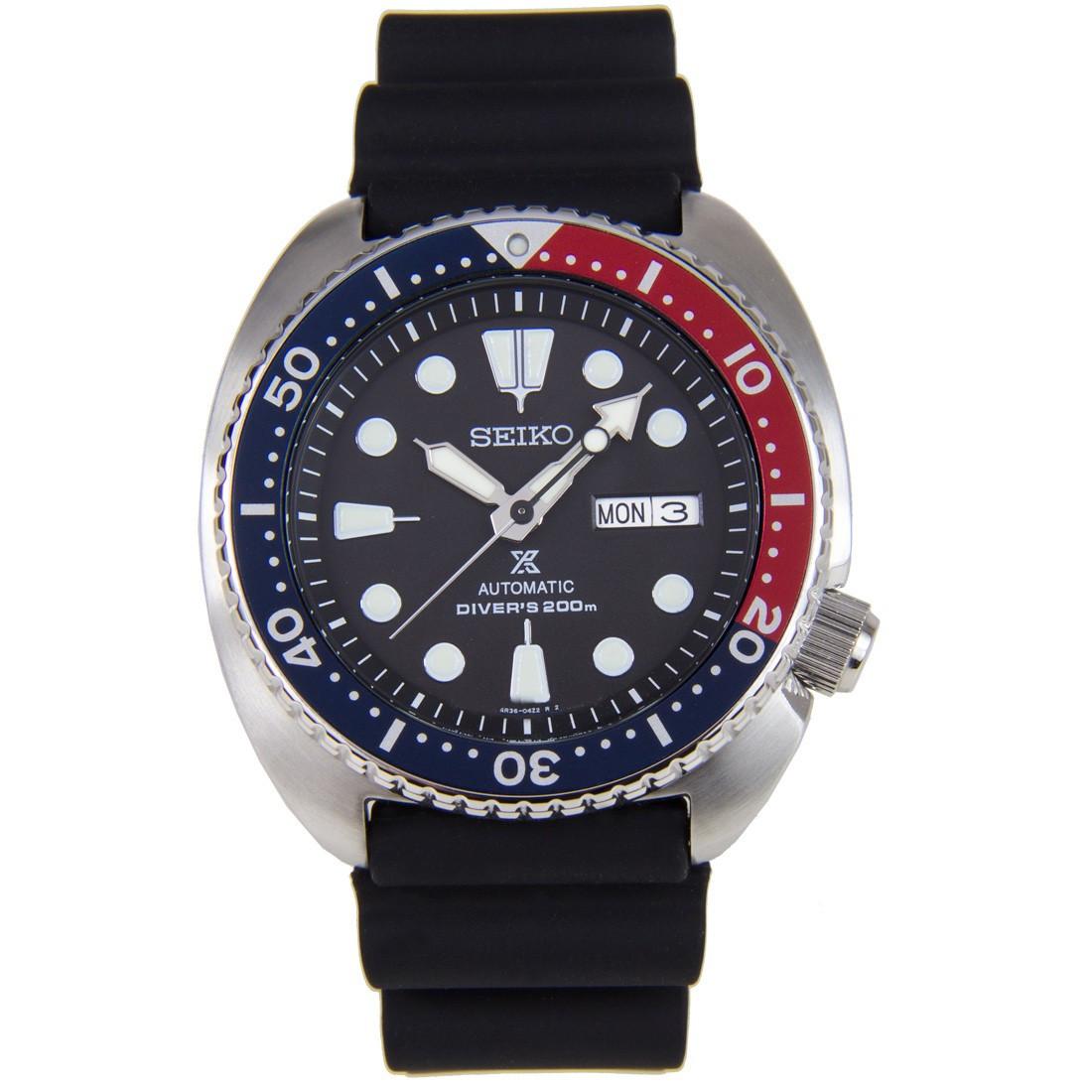 Часы Seiko Prospex SRP779J1 Turtle Automatic Diver's 4R36