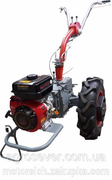 """Мотоблок """"Мотор Сич МБ-9"""" с бензиновым двигателем WIEMA WM177F/Р  (ручной запуск)"""