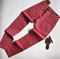 Бордовые джинсы для девочек