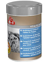 8in1(8в1) EXCEL MULTI VITAMIN PUPPY, 100 таблеток