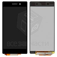 Дисплей для Sony D6502 Xperia Z2, D6503 Xperia Z2, черный, original (PRC), с сенсорным экраном
