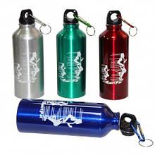 Спортивная бутылка для воды Sport, 800 мл. (Бордо-перламутр)