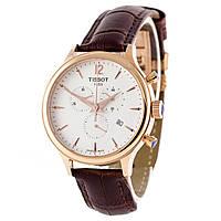 Мужские часы TISSOT - 1853 хронограф, сапфировое стекло, секундомер