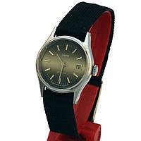 Заря 22 камня советские женские часы с датой
