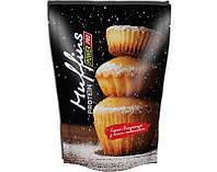 Muffins 600 g полуниця з білим шоколадом
