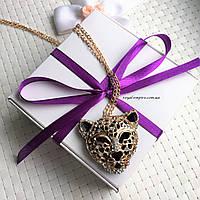 """Кулон """"Леопард"""", в подарочной упаковке."""