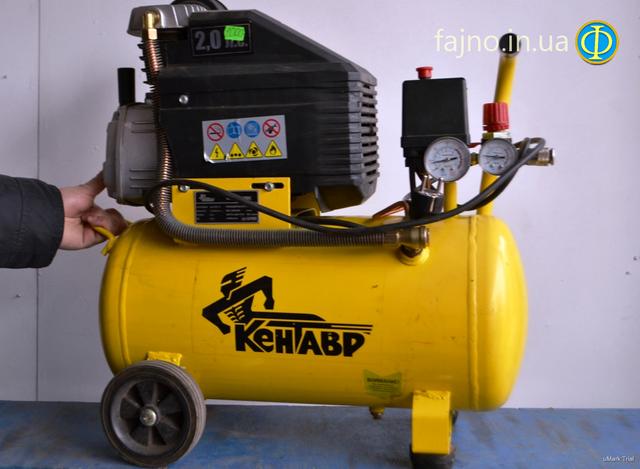 Воздушный компрессор Кентавр КП 24 20 С