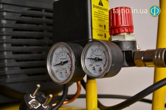 Воздушный компрессор Кентавр КП 24 20 С фото 3