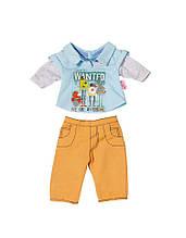 Спортивний костюм для Baby Born Zapf Creation 822197