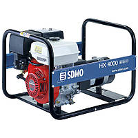 Бензиновый генератор SDMO HX 4000 C