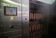 Печь производства колбасы