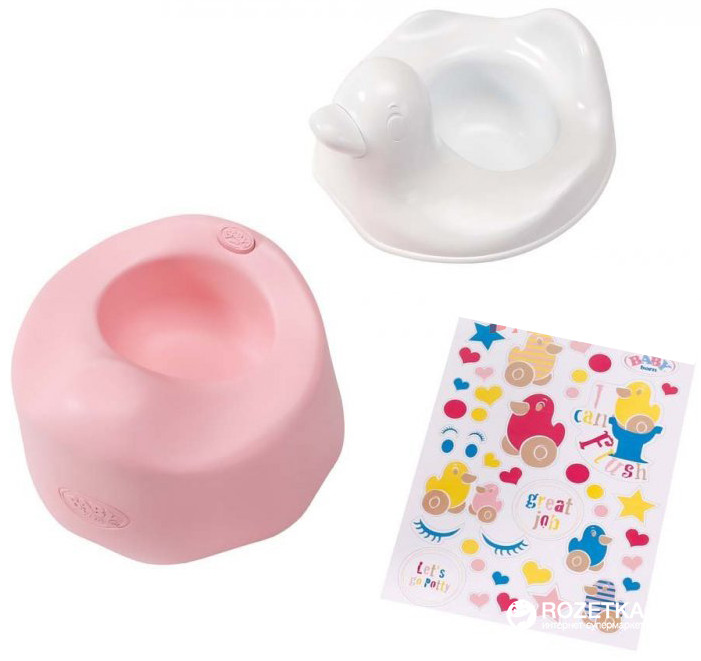 Горшочек для куклы Baby Born Zapf Creation 822531