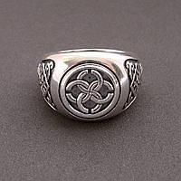 """Перстень """"Свадебник""""  из серебра 925 пробы"""