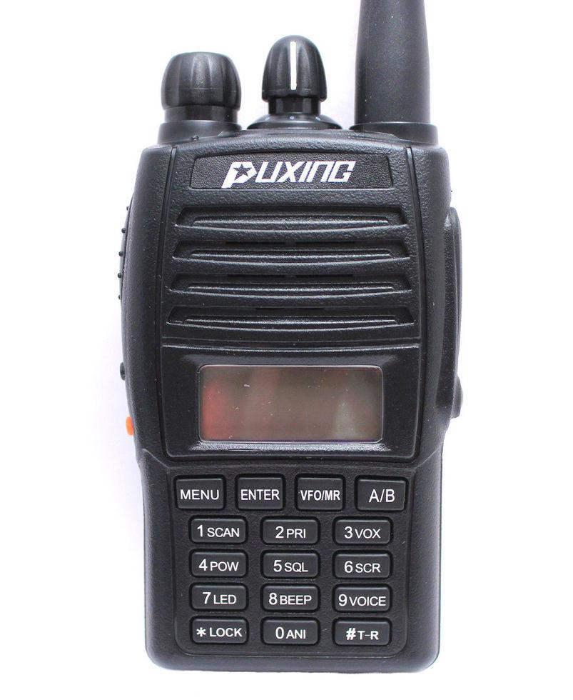 Рация Puxing PX-UV973 Dual Band