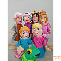 "Кукольный театр ""Морозко"" (6 кукол)"