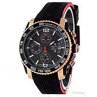 Мужские часы TISSOT - SPORT PRS 516, хронограф, спортивный стиль, секундомер