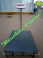 Весы складские напольные Олимп 102-Д-600 кг
