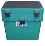 Ящик для зимней рыбалки Тонар, ОРИГИНАЛ, ПОДАРОК РЫБАКУ, в наличии 3 цвета, фото 4