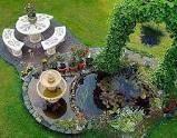 Проектирование, озеленение  и обслуживание сада