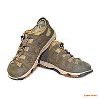 Кроссовки для активного отдыха Rocky Ironstone, из кожи, коричневые