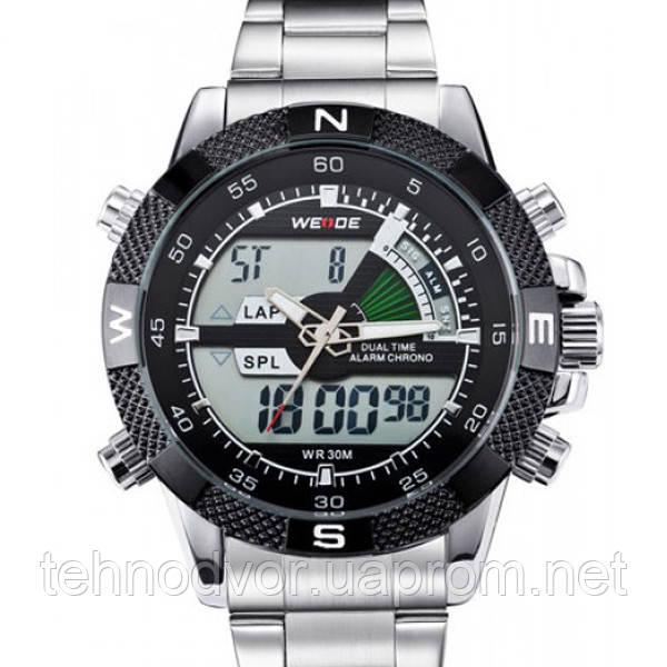 Weide Мужские часы Weide Aqua Steel, фото 1