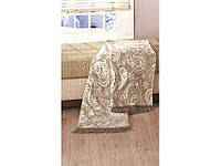 Плед хлопковый Arya 200X220 Paisley Stone