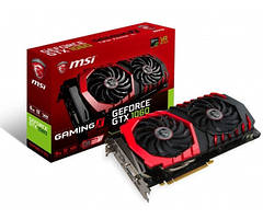 MSI GeForce GTX 1060 GAMING X 6GB GDDR5