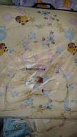 Детский постельный комплект 7 предметов Винни Пух и шарик