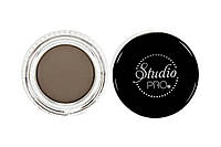 Помада для бровей Studio Pro Waterproof Brow Pomade - Medium BH Cosmetics Оригинал