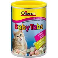 Baby-Tabs витамины для укрепления иммунитета и здорового развития котят (Джимпет) Gimpet (85 г 240 штук)
