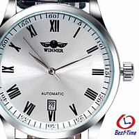 Winner Мужские часы Winner White, фото 1