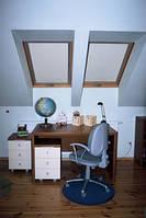 Система рулонных штор на мансардные окна