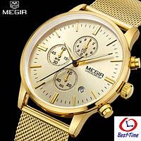 Jedir Мужские часы Jedir Style Gold, фото 1