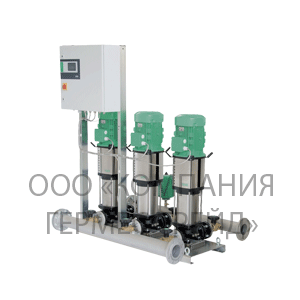 Многонасосная станция высокого давления Wilo CO-2 HELIX V1608/ER-EB