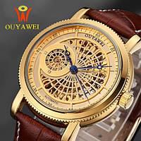 Мужские механические часы Ouwei Global, фото 1