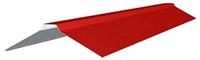 Планка конька (коричневый, вишневый, зеленый)