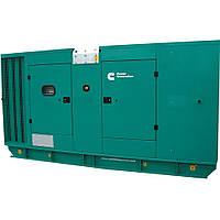 Трехфазный генератор Cummins C330 D5