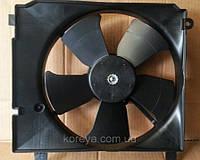 Вентилятор радиатора Ланос основной.Цена вентилятора Ланос.