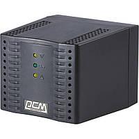 Релейный стабилизатор напряжения Powercom TCA-600 black