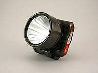 Налобный светодиодный фонарь Yajia YJ-1829-1, фото 1