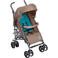 Прогулочная коляска Cam FLIP цвет коричневый с зеленым