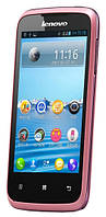 Смартфон Lenovo A376 (Pink) (Гарантия 3 месяца)