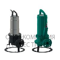 Погружной насос с режущим механизмом для отвода сточных вод Wilo Rexa CUT GI03.29/S-M15-2-523/P