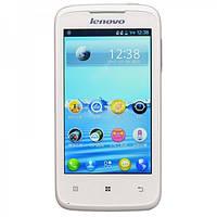 Смартфон Lenovo A376 (White) (Гарантия 3 месяца), фото 1