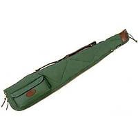 """Чехол для охотничьего ружья Allen Quilted Shotgun Scoped Case, 132 см (52""""), зелёный"""